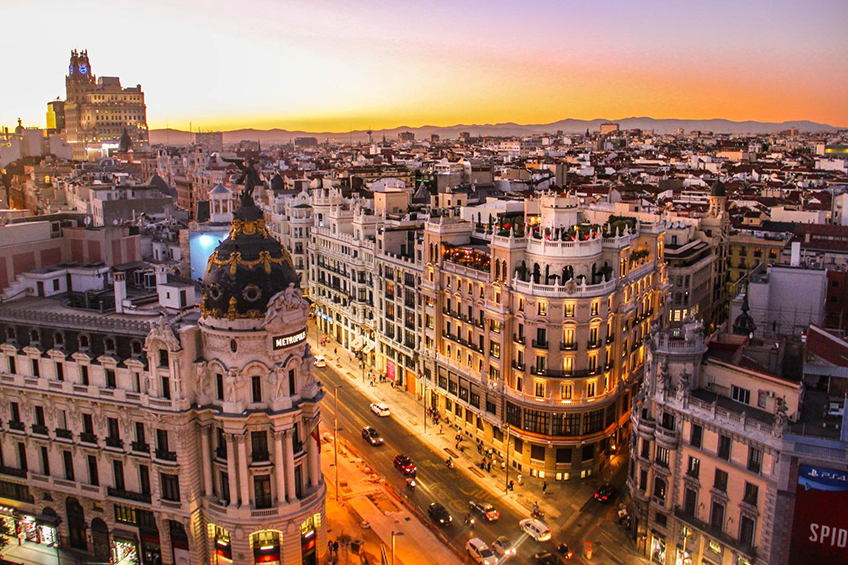 MSI GLOBAL ALLIANCE- INTERNATIONAL CONFERENCE- MADRID 19-22 OCTOBER